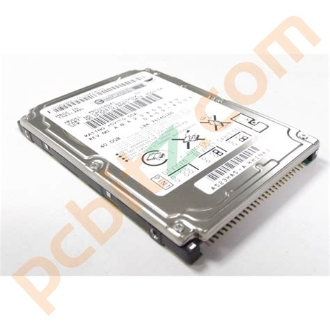 Harddisk Laptop Ide 40gb fujitsu mhs2040at 40gb ide 2 5 quot laptop drive ebay
