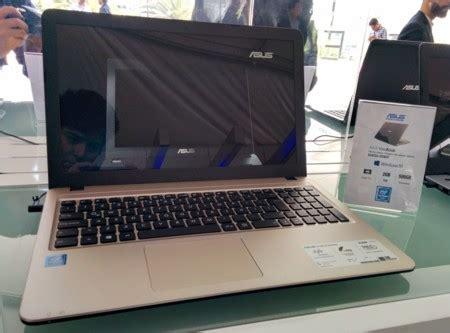 Laptop Asus Vivobook X 540 asus presenta en m 233 xico su nueva l 237 nea back to school 2016