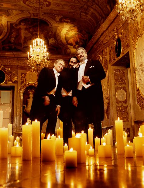 the in the three tenors timothy white