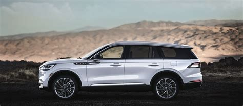 Ford Aviator 2020 by 2020 Lincoln Aviator Luxury Midsize Suv Model Types