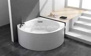 new acrylic freestanding corner bathtub wd6471 buy
