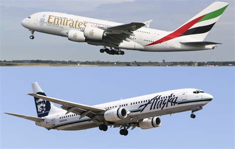 emirates yvr emirates signs codeshare agreement with alaska airlines