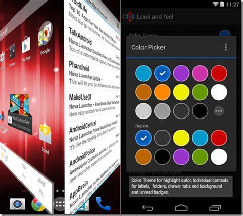 lollipop theme nova launcher top 5 best android lollipop launcher apps