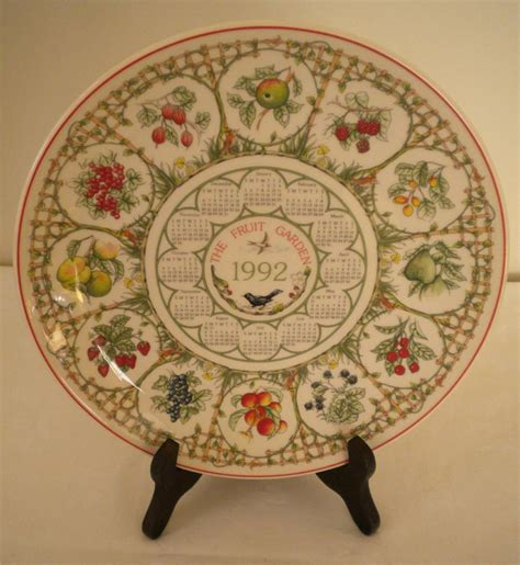 Sell Wedgwood Calendar Plates Wedgwood Ware Annual Calendar Plate Collection