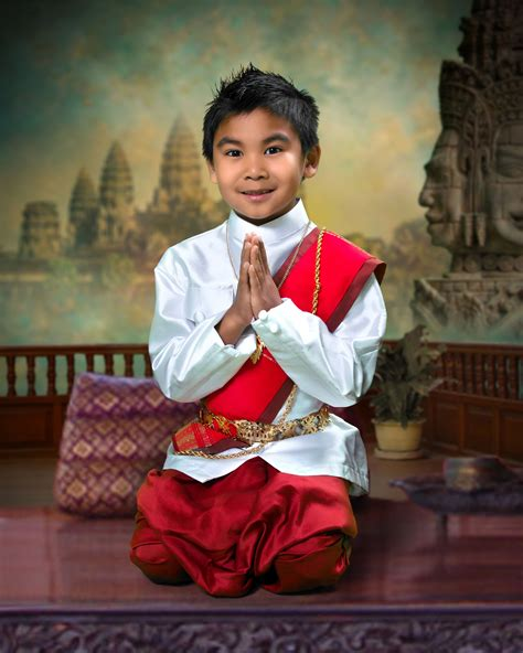 Traditional Costume traditional costumes for boys cambodian traditional