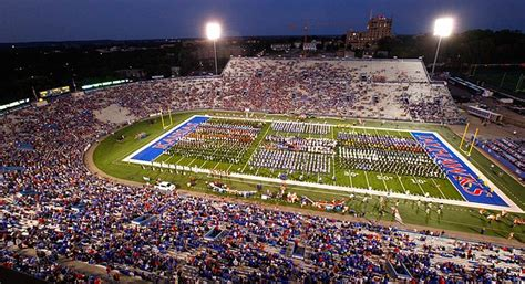 Apartments Near Memorial Stadium Ks Ku Capital Improvement Projects Include Renovations To