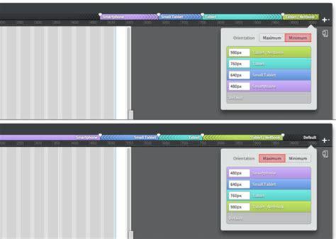 media query mobile responsive webdesign mit adobe edge reflow cc tutorial