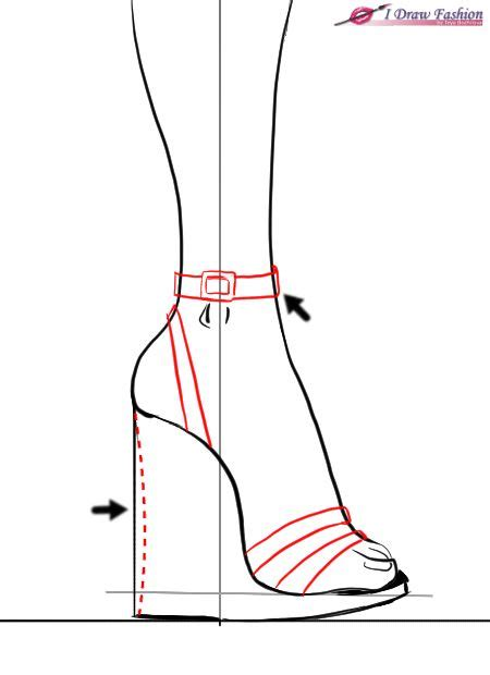 tutorial illustrator fashion design how to draw wedges in fashion design sketches tutorial