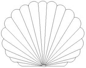 printable pictures of seashells free printable coloring
