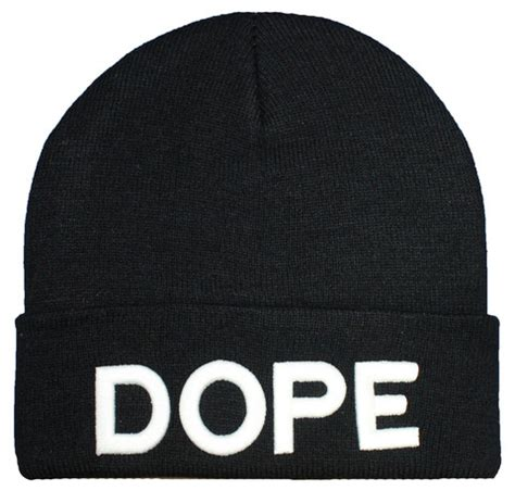 dope card template dope beanie hat fashion soundtrack