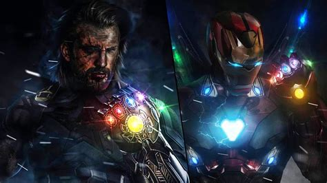 avengers iron man captain america