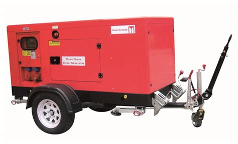 60kva mobile soundproof yto engine diesel generator with