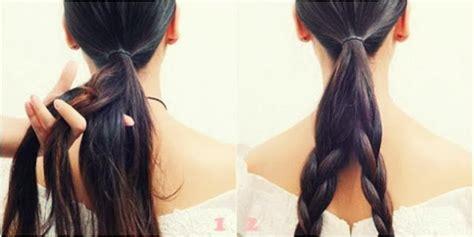 video tutorial rambut ke pesta tutorial rambut ke pesta cuma 5 menit ini caranya