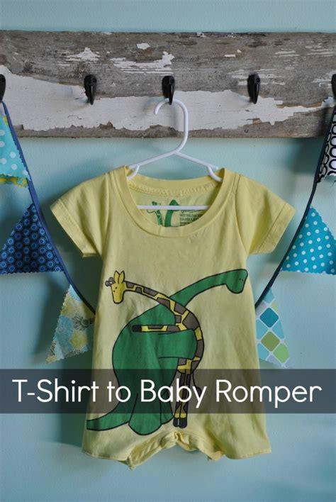 t shirt romper pattern women s t shirt to baby romper lindsay sews