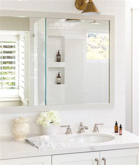 brass bathroom sconces white master bathroom with brass sconces transitional garage