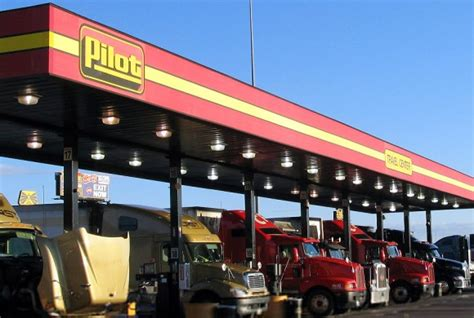 Truck Stop With Showers Near Me by Pilot Travel Center Brings 171 Harrisonburg Virginia