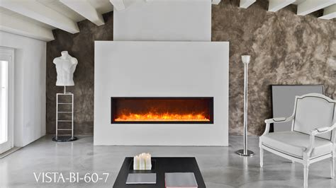 vista bi 60 7 electric fireplace