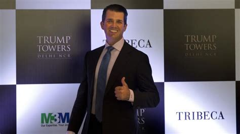 donald trump jr compared to china india substantially india substantially above board than china in business