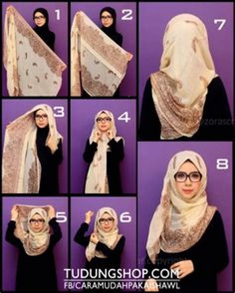 tutorial hijab simple jaman sekarang 1000 images about casual hijab style on pinterest hijab
