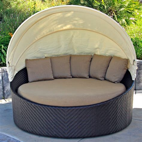 outdoor day beds outdoor daybed with canopy to enjoy summer time home