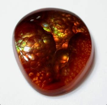 Mexican Agate 4 2ct firecab 31