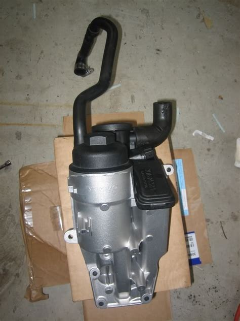oil leaks  breatheroil filter unit volvo forums volvo enthusiasts forum