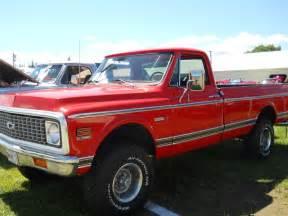 1972 cheyenne 10 v 8 350 4x4 chevy truck bow tie