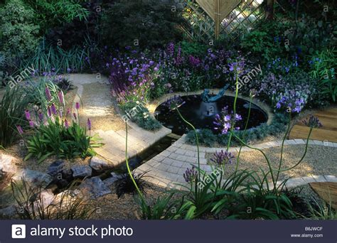 Feng Shui Garden Layout Feng Shui Garden Design Woods Formal Circular Pool With Stock Photo Royalty Free Image