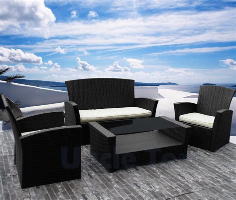 quality outdoor furniture high quality kd outdoor furniture wholesale 140 sets container rattan sets garden table sets
