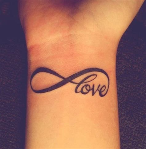 infinity tattoo girly 25 wrist tattoo ideas for girls to choose from godfather