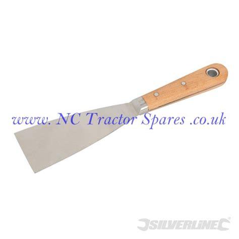 50 knife shop filling knife 50mm silverline