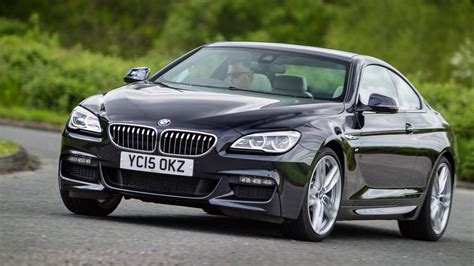 6 series bmw bmw 6 series review top gear