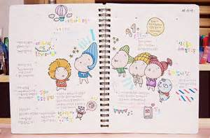 my world how to decorate your personal diary