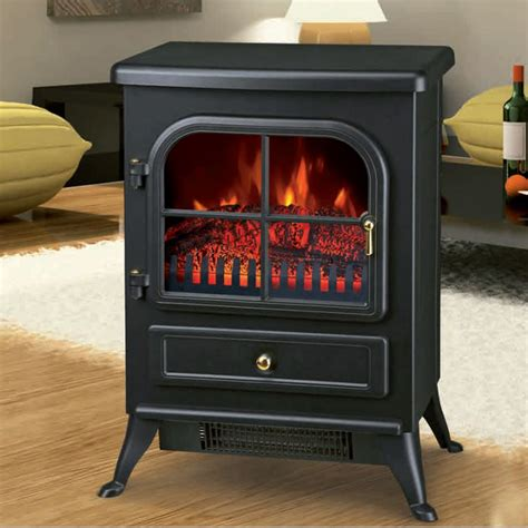 Freestanding 1850w Electric Fireplace Home Heater Fire Electric Fireplace Freestanding