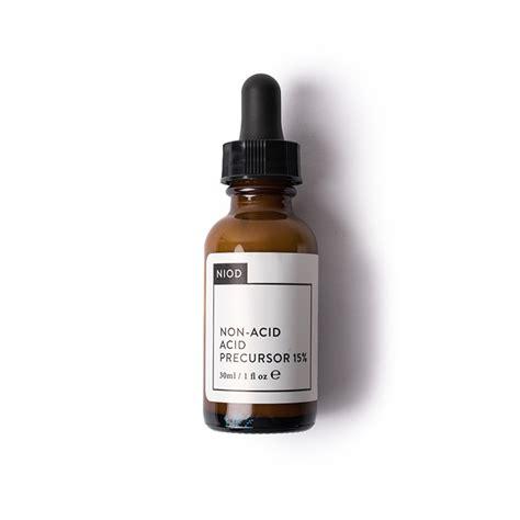 Niod Non Acid Precursor 6 products that will make your acne scars invisible