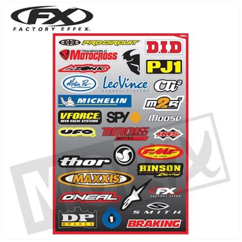 Fx Sticker Kits