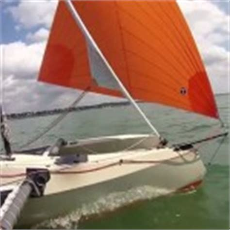 trimaran under sail small trimarans the first online community for