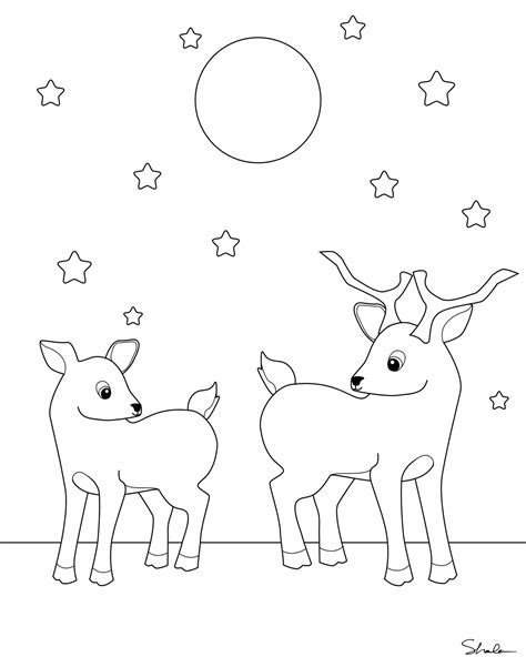 coloring pages of fawn more information wypadki24 info
