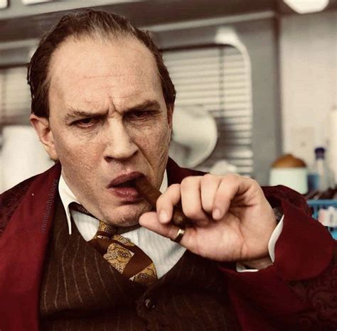 tom capone instagram first look at tom hardy as al capone in fonzo film news