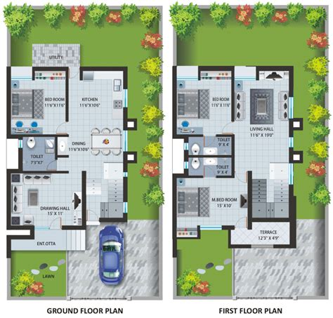 house layout planner home design model plans for bungalows bungalows design