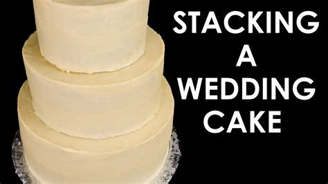 How to make a 3 tier wedding cake   idea in 2017   Bella