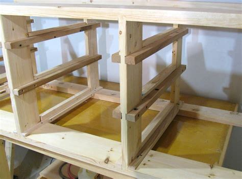 work bench with drawers woodworking building workbench drawers plans pdf download free workbench plans fine