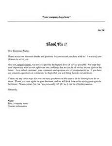 sle thank you letter for business visit cover letter