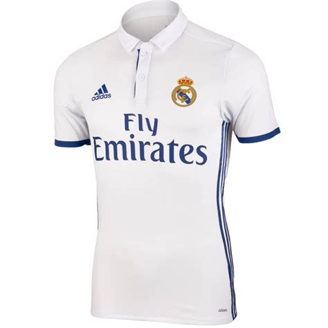 Jersey Original Real Madrid 201516 Terbaru Sleeve Lengan Panjang real madrid 7 cristiano ronaldo white home mens adults 2016 2017 club soccer jerseys nflonline