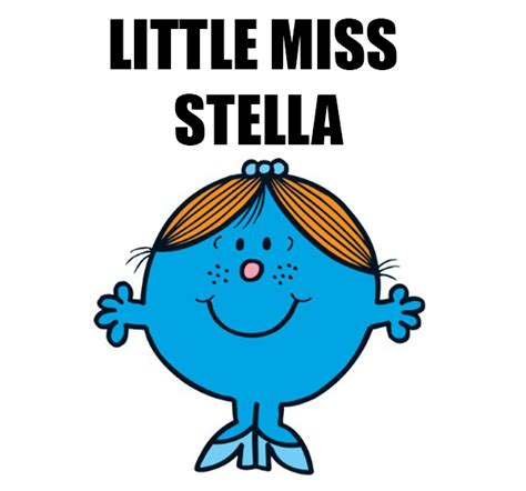 Miss Stella Mccartneys Special Book by 15 Facts We Didn T About Mr Lil Miss