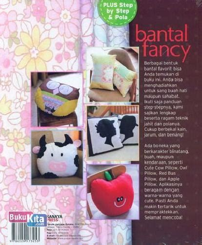 Buku Bantal Fancy buku bantal fancy crafts