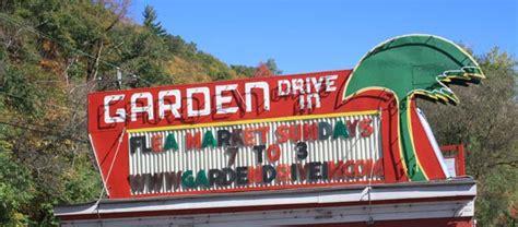 garden drive in theater flea market tour de thrift