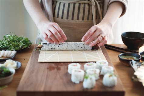 diy sushi at home with a how to snixy kitchen