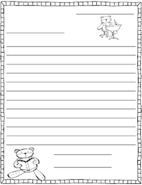 100 original papers blank writing paper for second grade