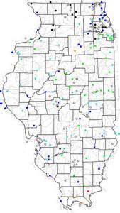 Map Of Illinois Rivers by Illinois Lake Map River Map And Water Resources